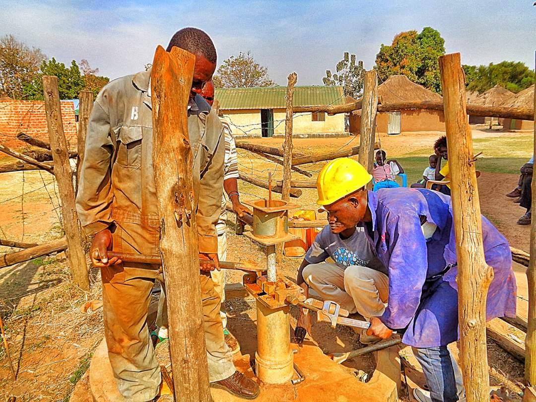 Rehabbing the well