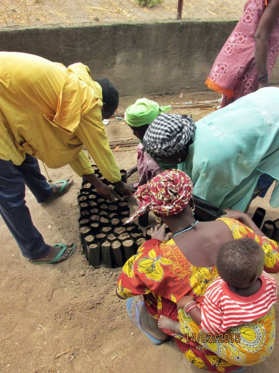 Conclusion of Fitaba Water Basin Project - Senegal