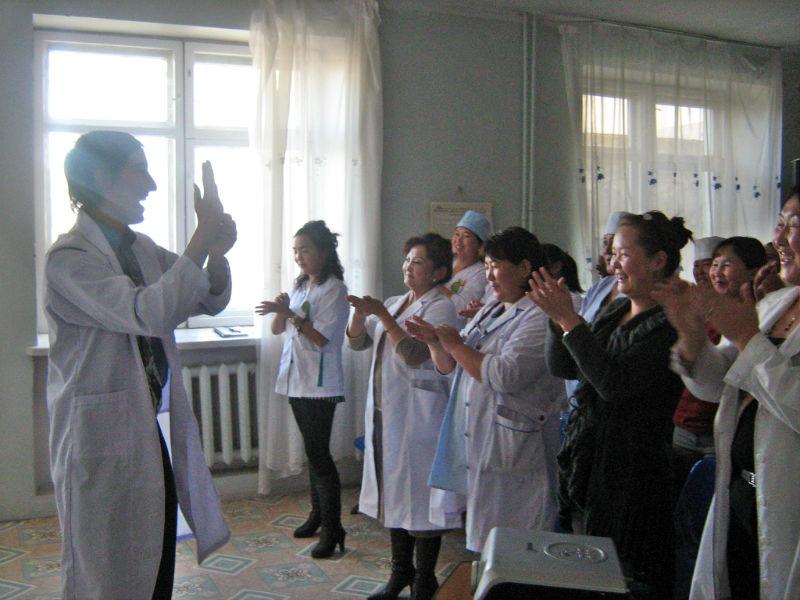Kharkhorin Main Hospital Water Purification Project – Mongolia