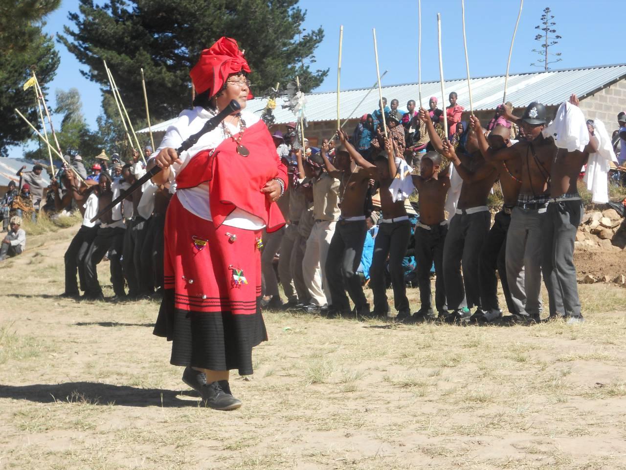 Fobane Borehole Project - Lesotho