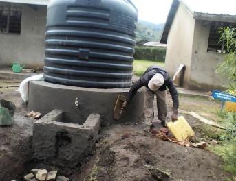 Conclusion of Kazingo and Karangura Water Project - Uganda