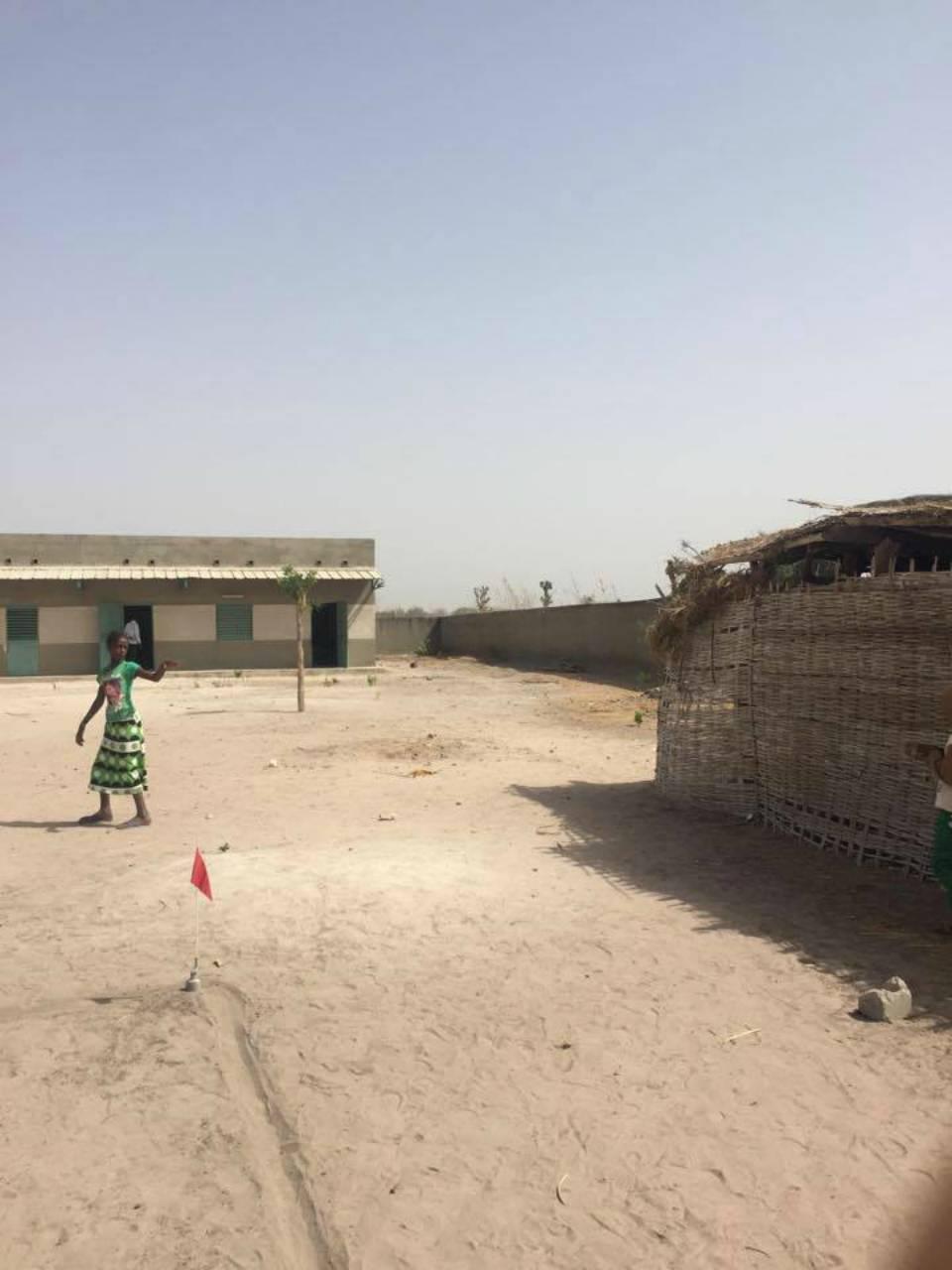School Well Project - Senegal