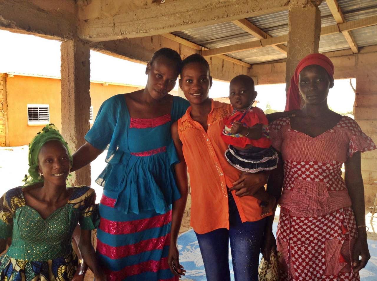 Xol Xol Merina ScConclusion of Xol Merina School Latrine & Handwashing Station Project - Senegal