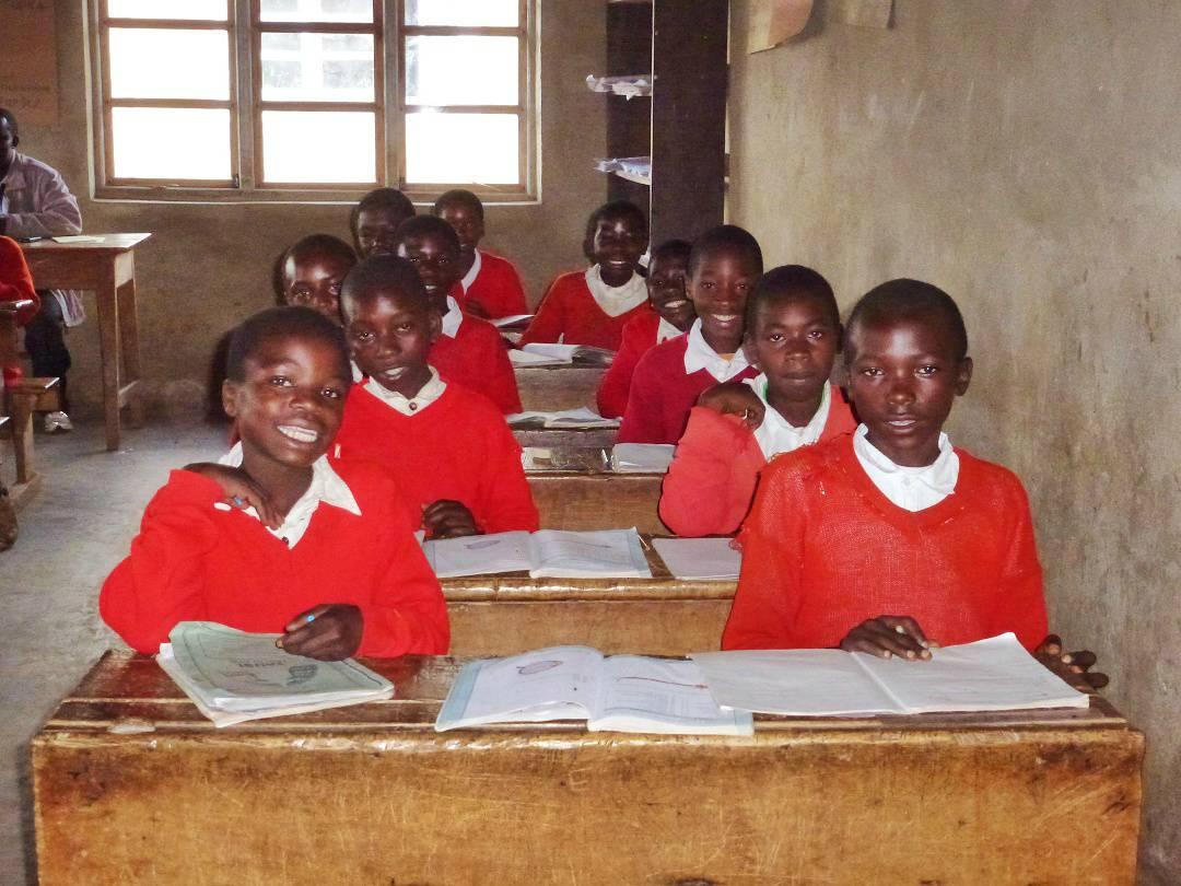 Igoma Village Primary School, Njombe Town District, Tanzania