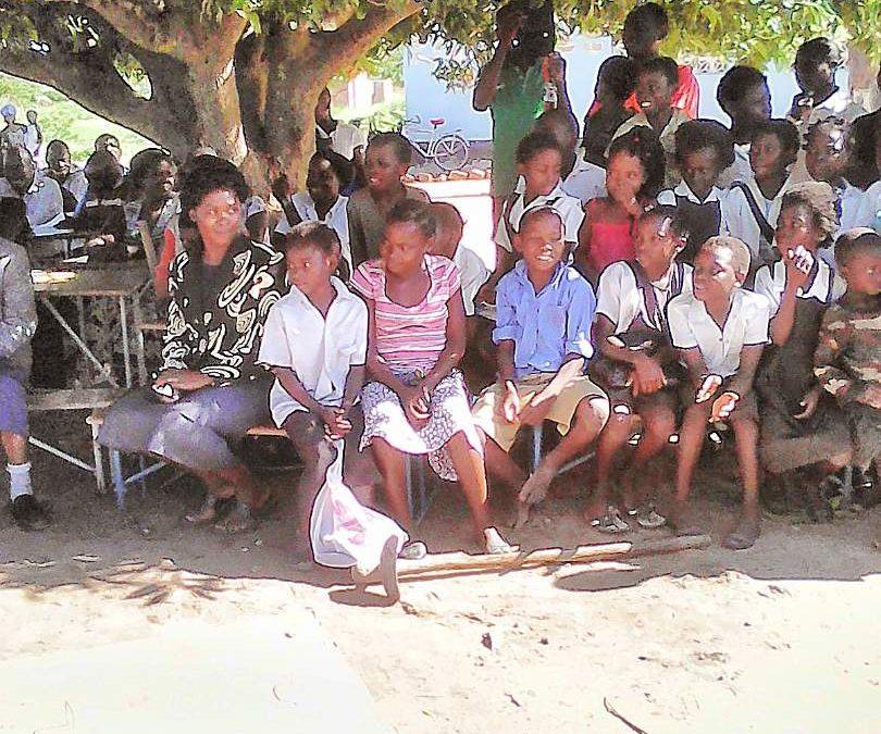 Fimpulu Primary School Water Project – Zambia