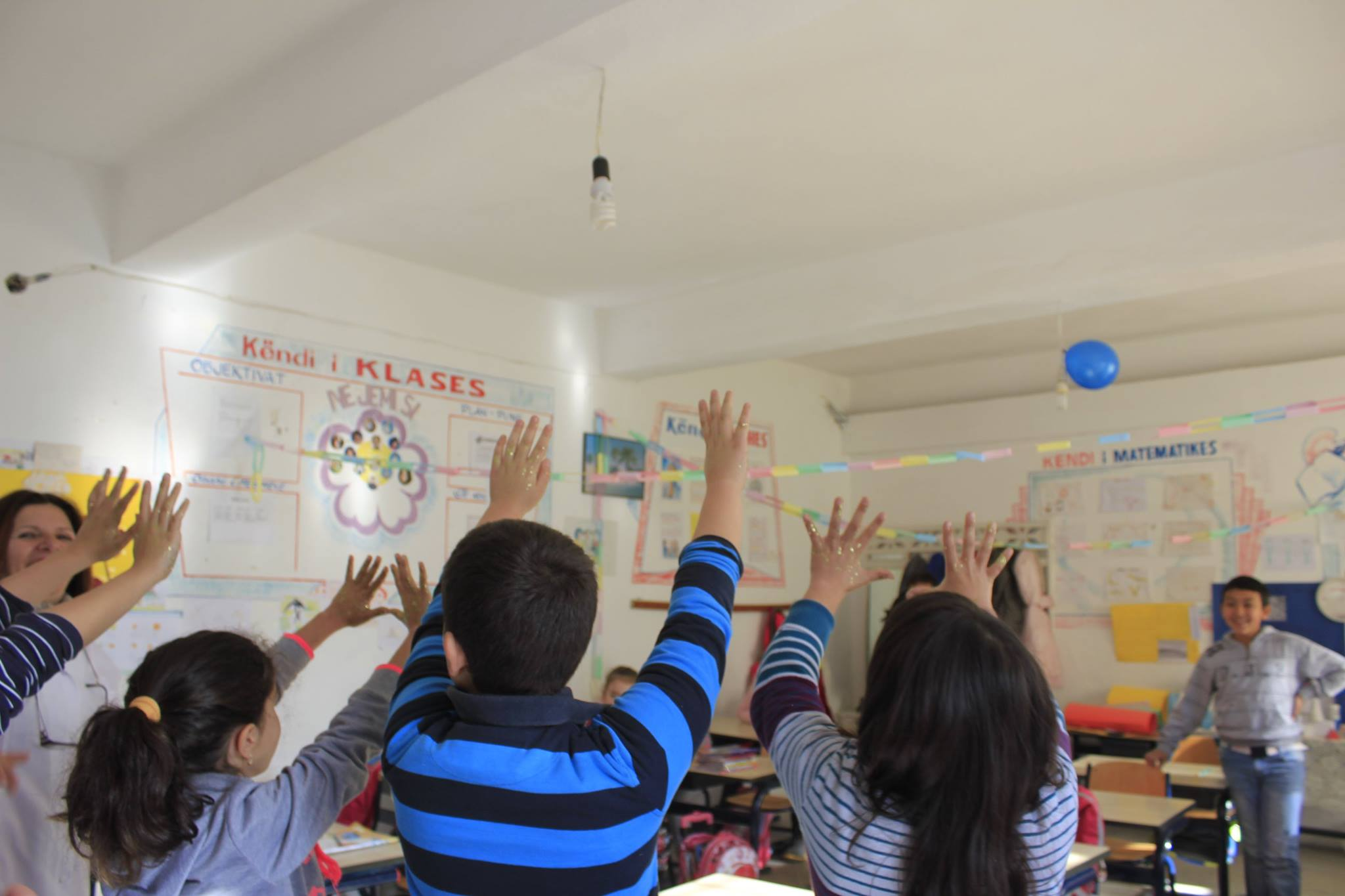 Conclusion of Avni Rustami School Bathroom and Water Project - Albania