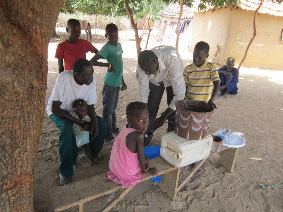 Conclusion of Foundiougne Water Filters Project - Senegal