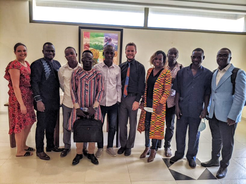 Annual Partnership Conference – Togo, April 2021