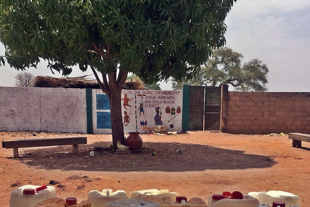 Njoben Wolof Water Project – The Gambia