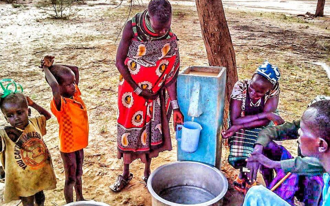Nyiragongo Water Filter Training Project – Democratic Republic of Congo