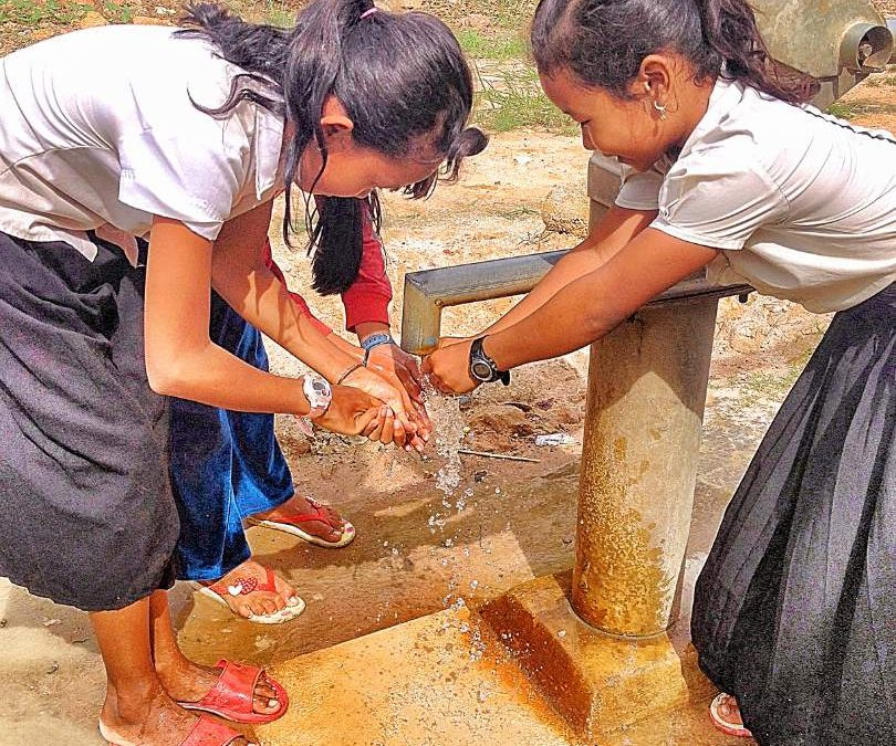 Ang Metrei Primary School Bathroom Project – Cambodia