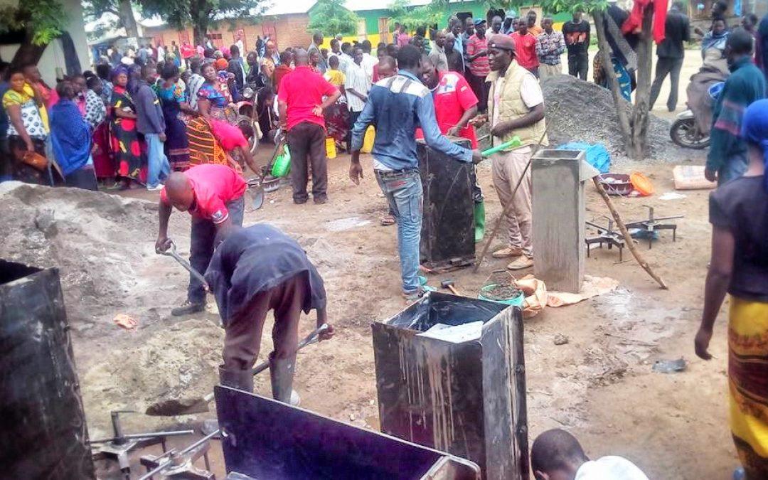 Rukwa Cholera Response Filter Training – Tanzania