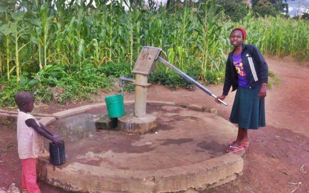 Mtambula Well Repair Project – Tanzania