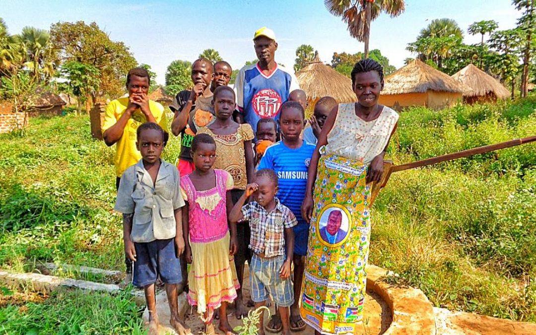 NTC Well Rehab – South Sudan