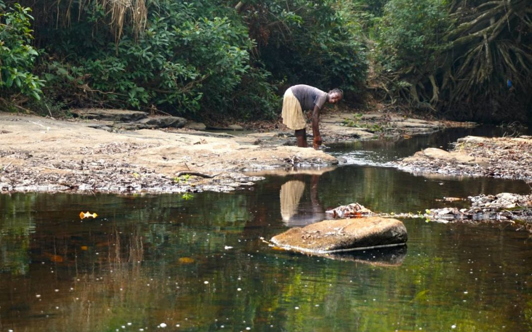 Health Center Well Project – Cameroon