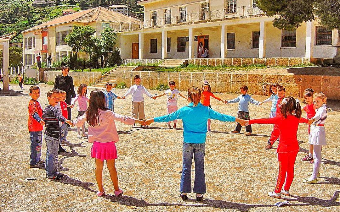Avni Rustami School Bathroom and Water Project – Albania