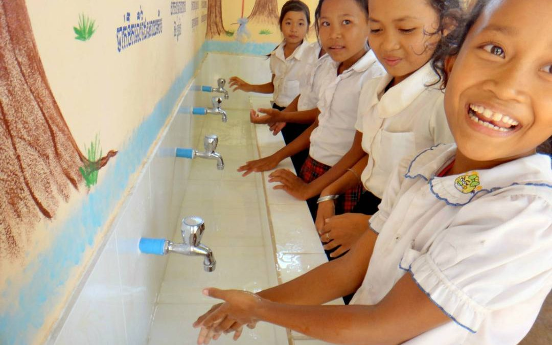 Conclusion of Kors Ream Primary School Well and Water System Project – Cambodia