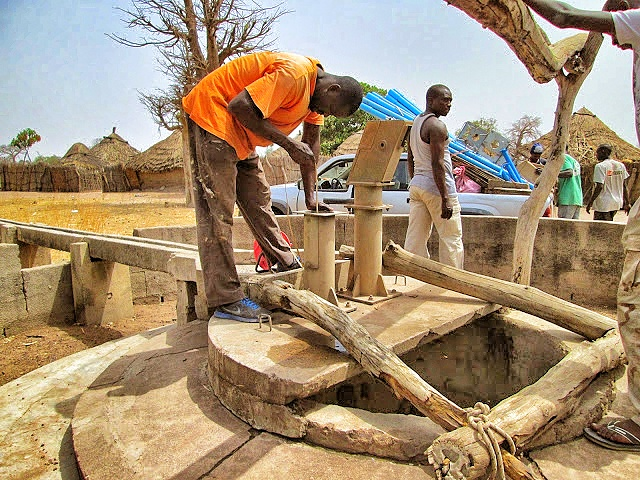 Central River Region Handpump and WASH Improvement Program – Phase 3 - The Gambia