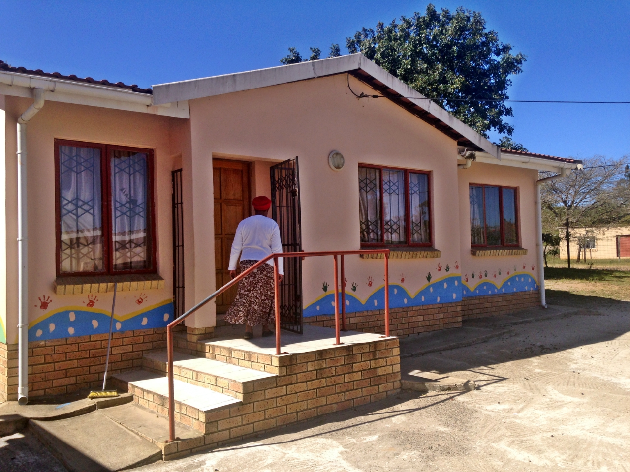 Khula Village Borehole Project - South Africa