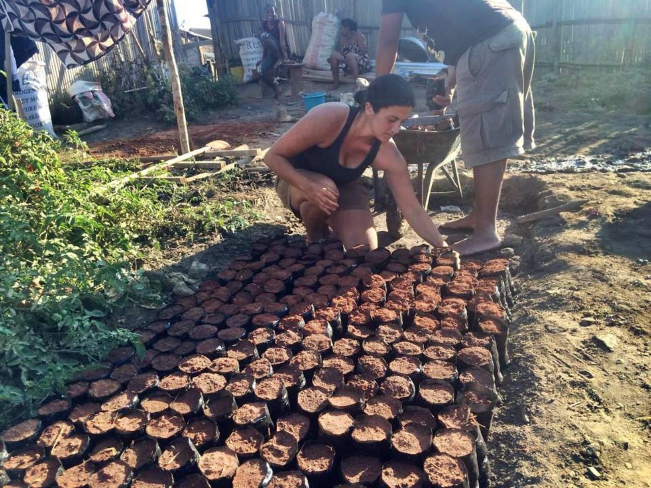 Mandritsara Tree Nursery Project - Madagascar