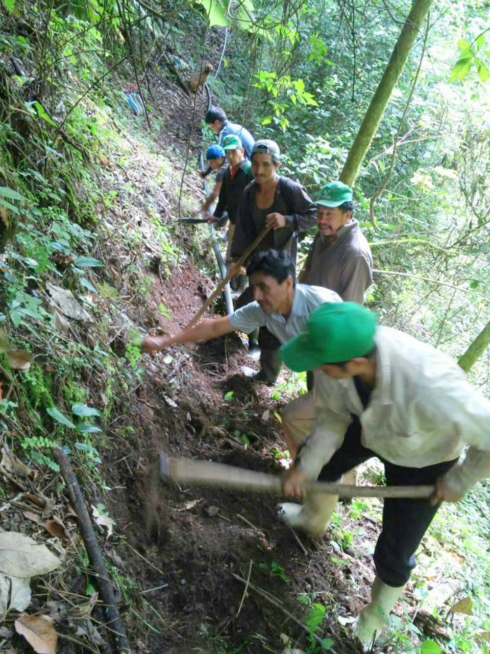 Conclusion of Cipresal La Cascada Water System Project - Mexico