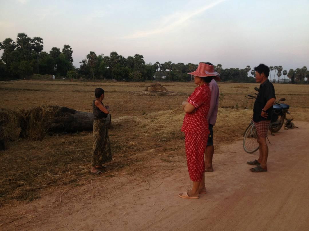 Pnou Village Leaders