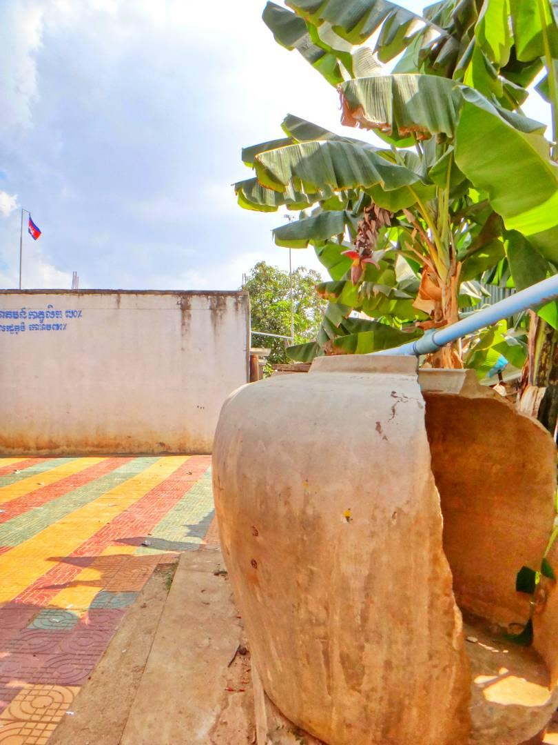 Kors Ream Primary School - Rainwater Jugs