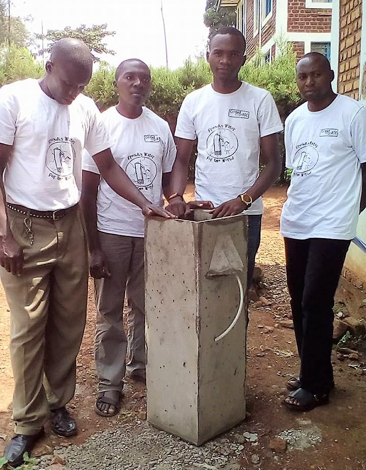 4 men, rwanda
