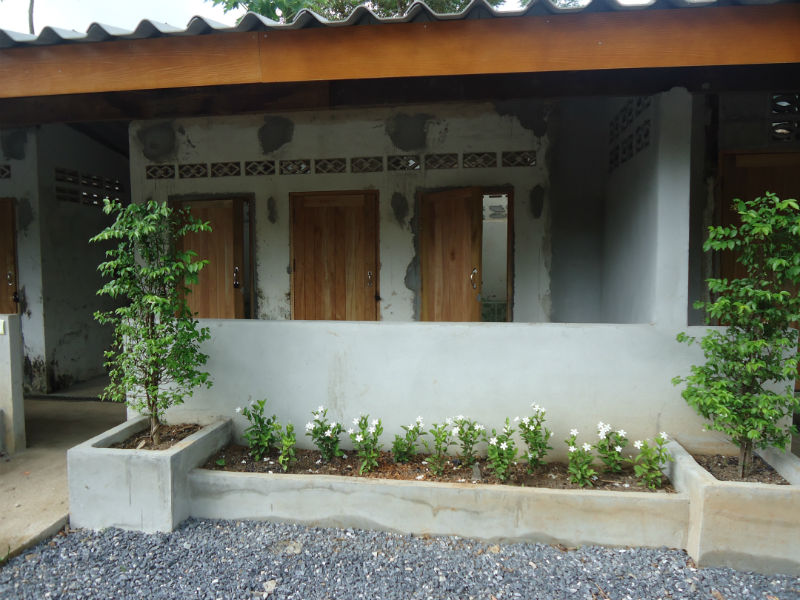 Conclusion of Wat Wang Kree School Bathroom Project - Thailand