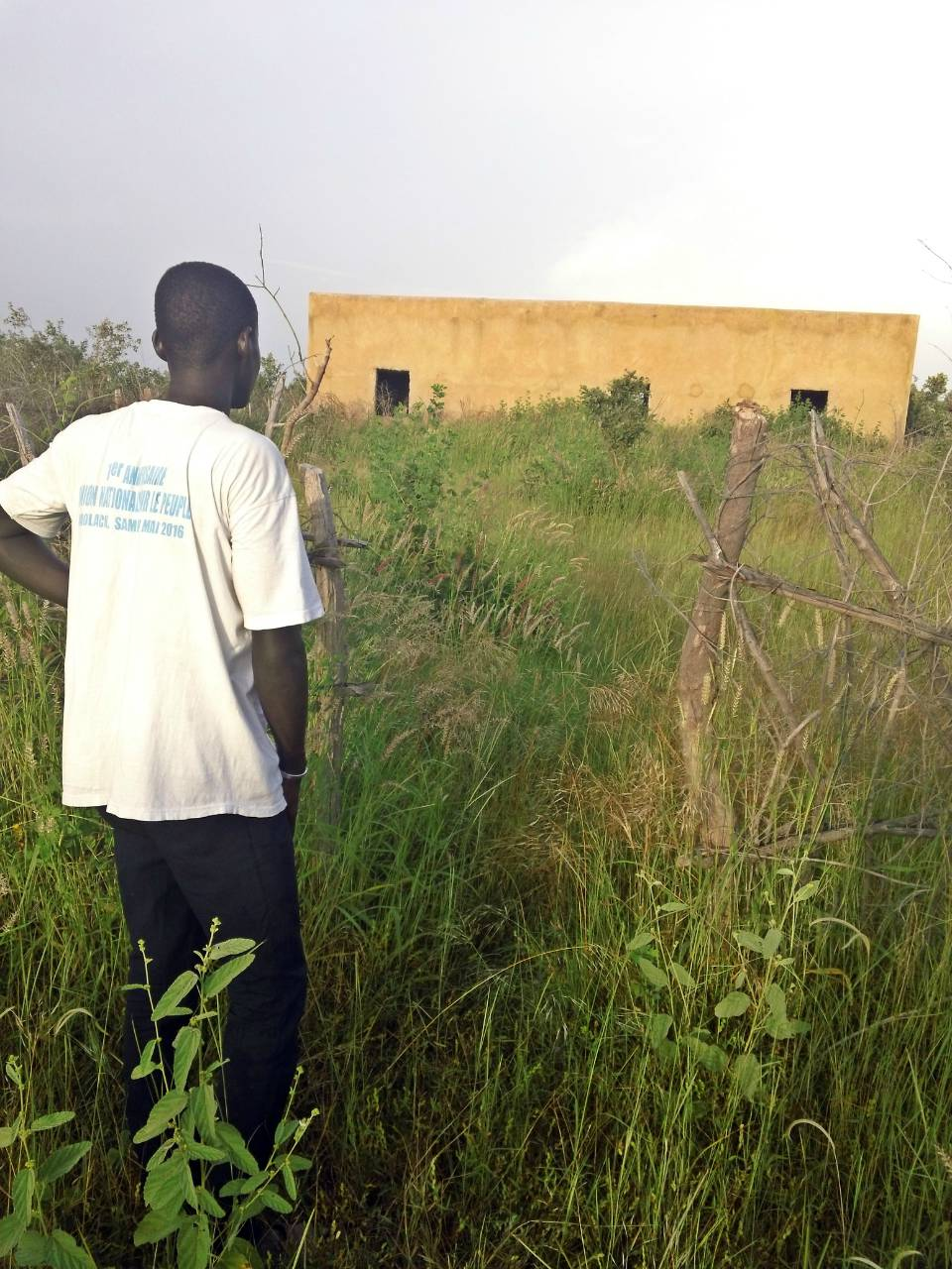 Well and Solar Pump Project - Senegal