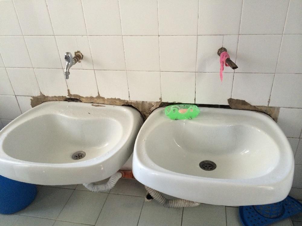 Albania Wash Basins