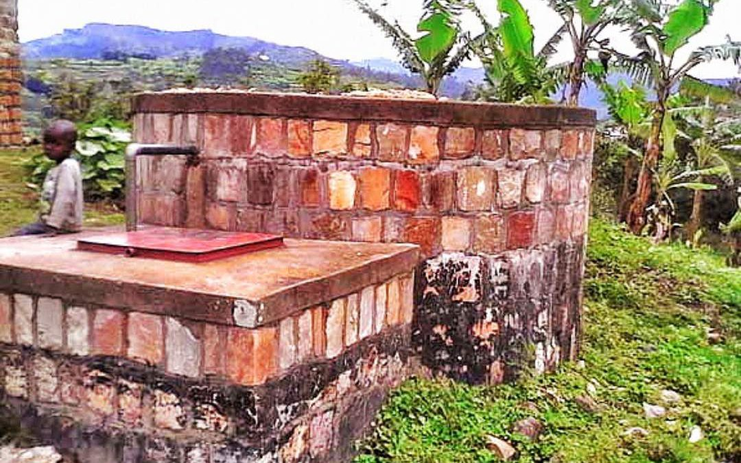 Bubazi Health Center Water Project – Rwanda