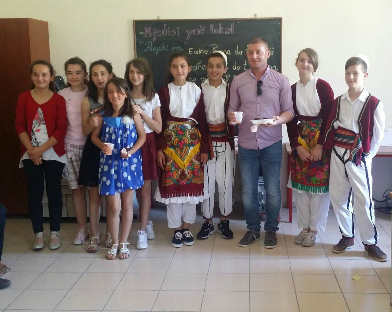 100 Water Projects Program - Albania