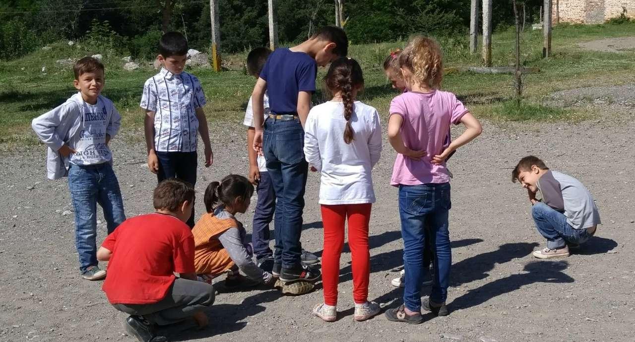 Zall Shoshaj School Bathroom Project - Albania