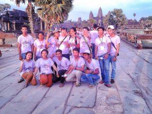 Camp Hope at Angkor Wat
