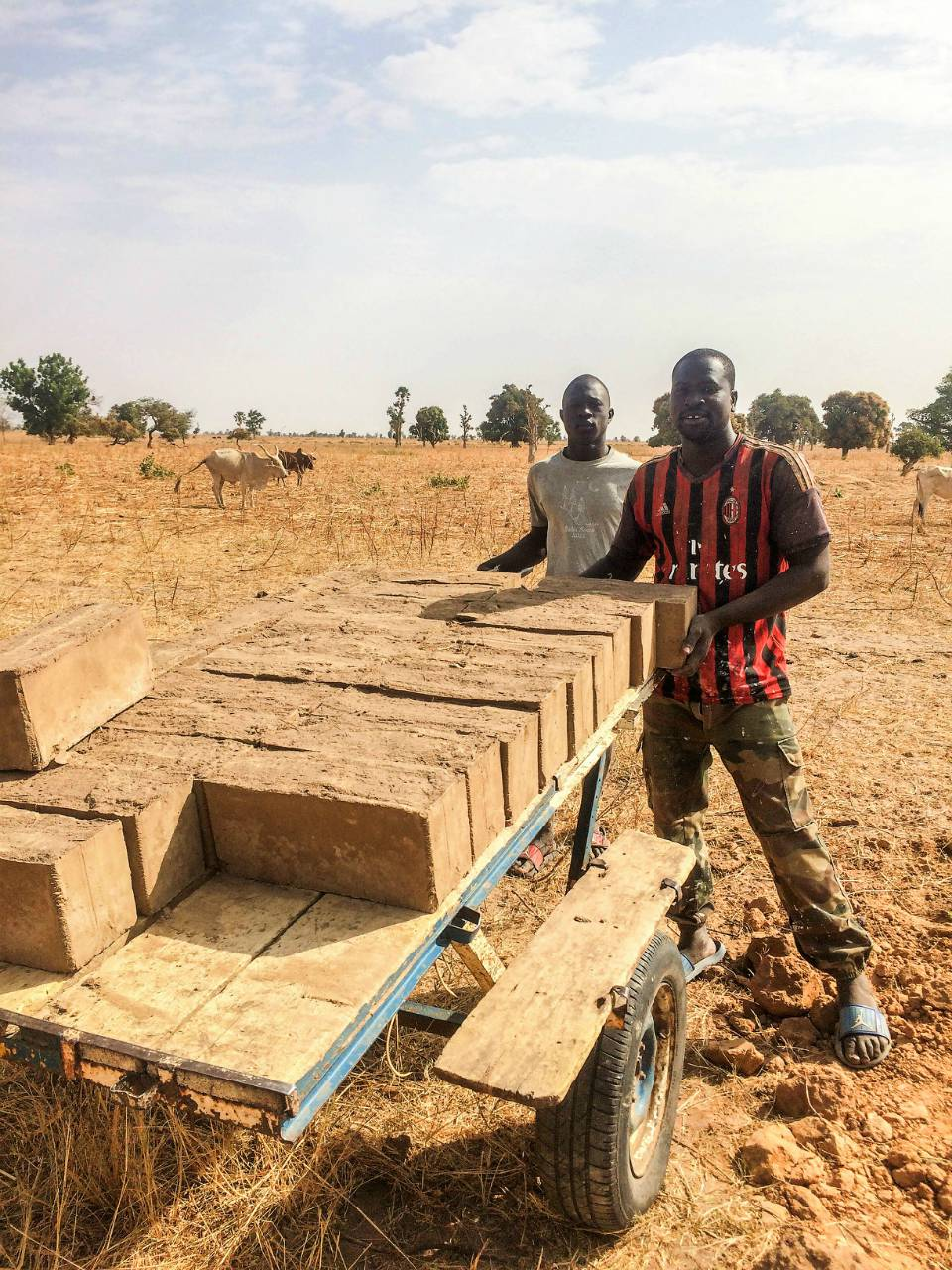 Conclusion of Kamatane Latrine Project - Senegal