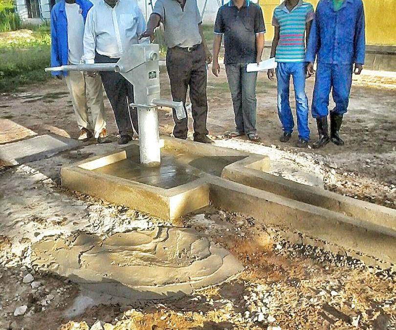 Mabumba Primary School Water Project – Zambia