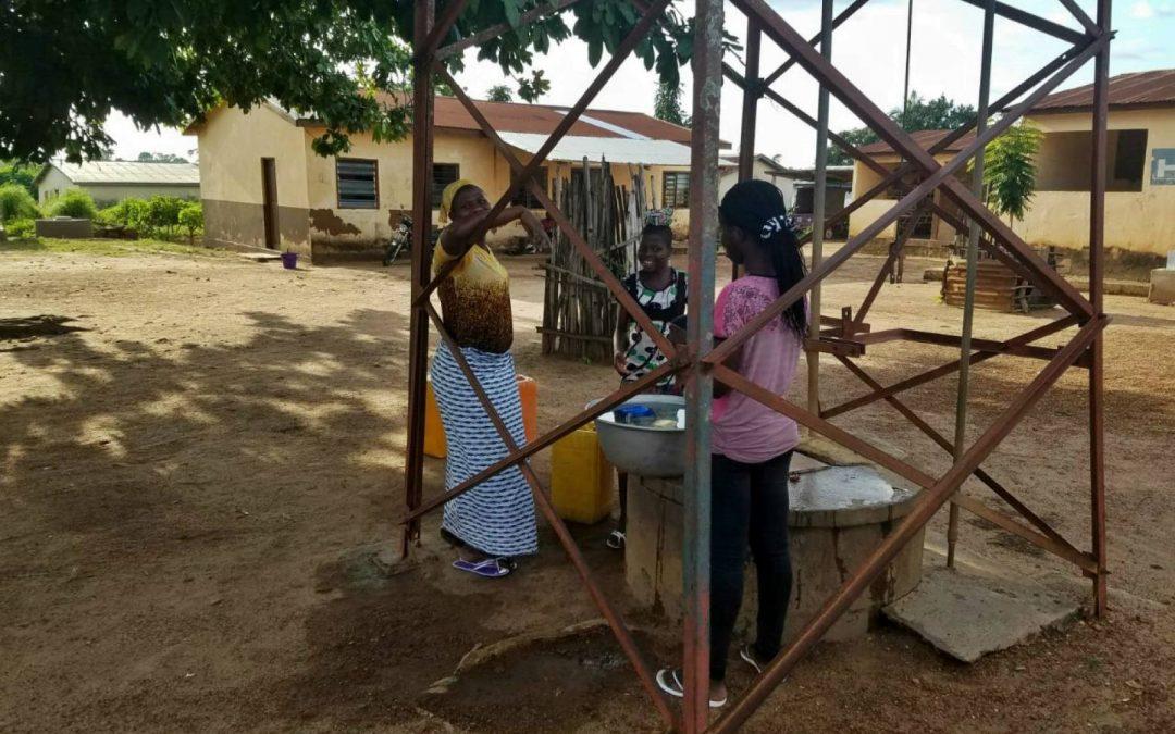 Goubi Clinic Borehole System Project – Togo