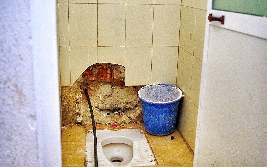 School Mjede Bathroom Project – Albania