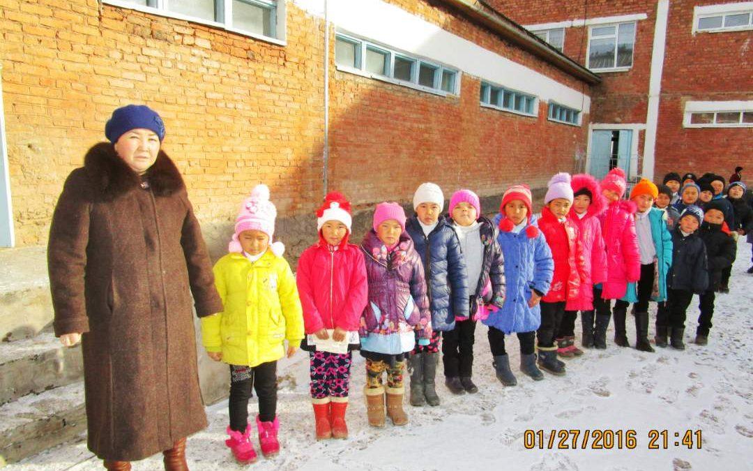 Kyzyl Döbö Village Sanitation Project – Kyrgyzstan