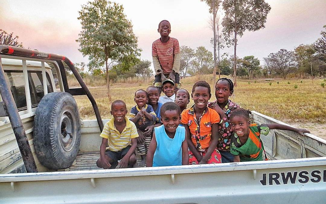 Kabende Primary School Borehole Project – Zambia