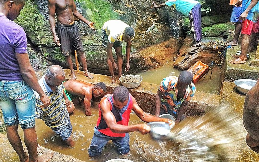 Lavie Water Project – Togo