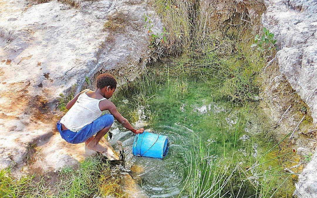 Luchinka Primary School Borehole Project – Zambia