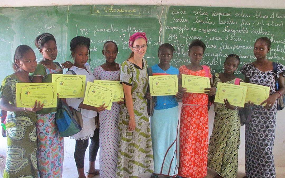 Thiara Middle School Latrine Project – Senegal