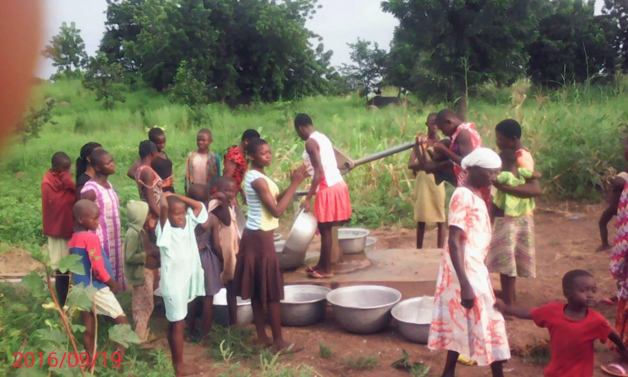 Yagha Borehole Project - Ghana