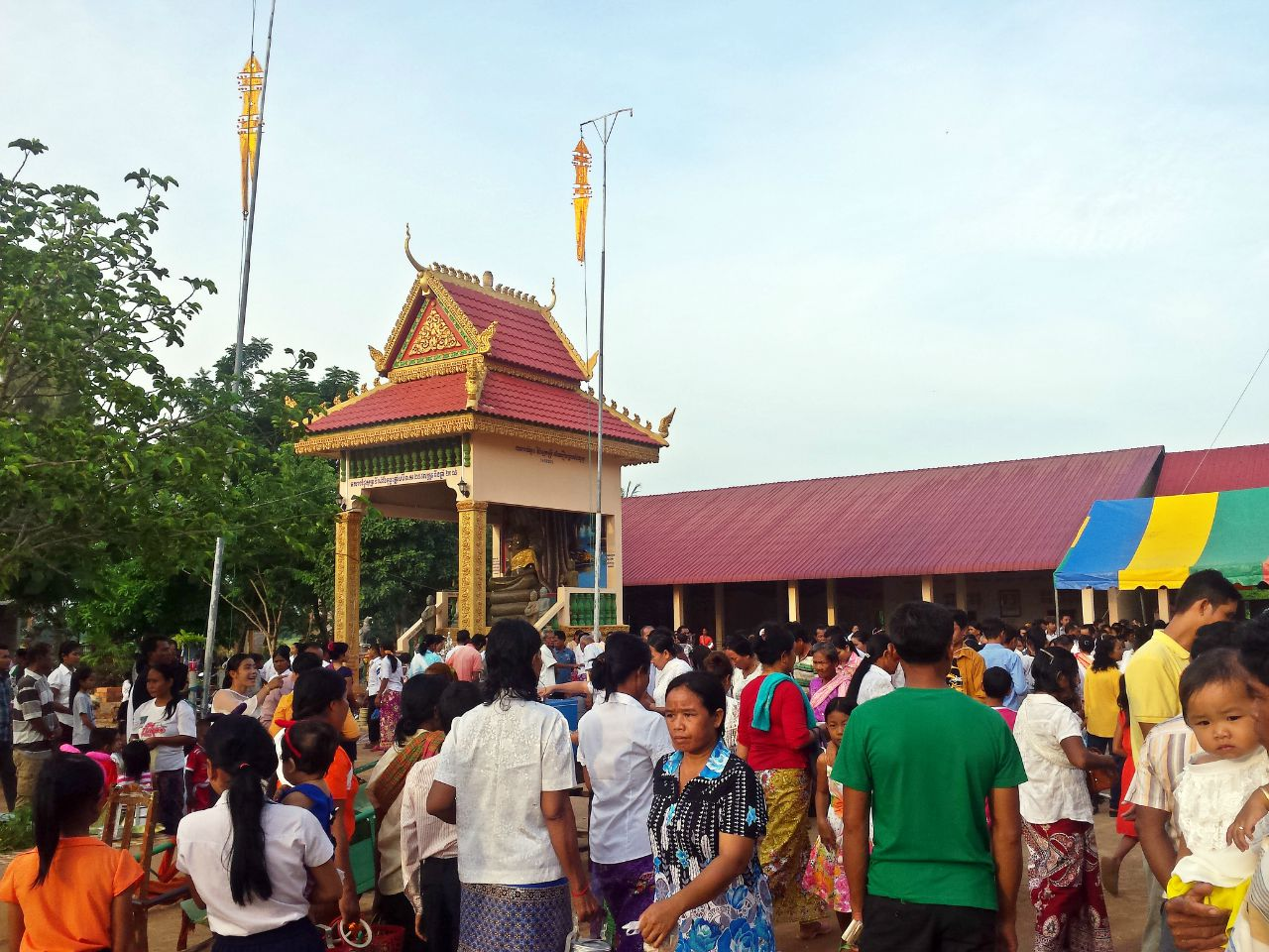 Banteay Meanchey Province Health Center Water Project – Cambodia