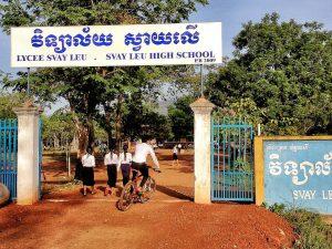Svey Leu High School