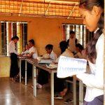 LET GIRLS LEARN - Svey Leu High School Latrine Project - Cambodia