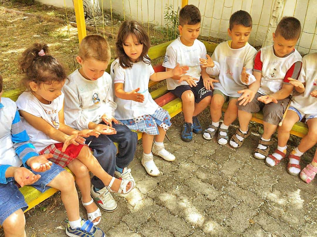 Conclusion of Kopsht #3 Kindergarten Toilet & Water Project - Albania