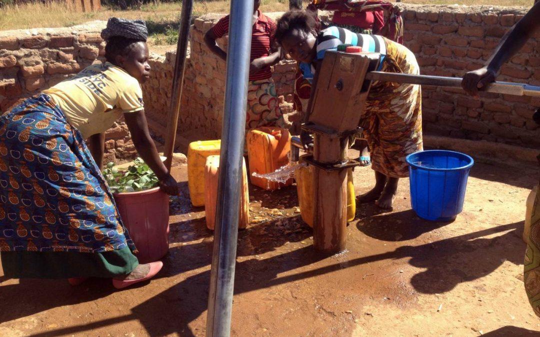 Chimdomba Borehole Project – Zambia